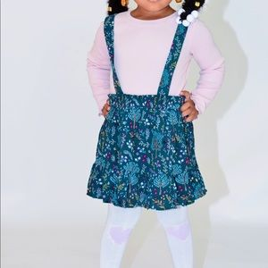 Gymboree skirt / overalls